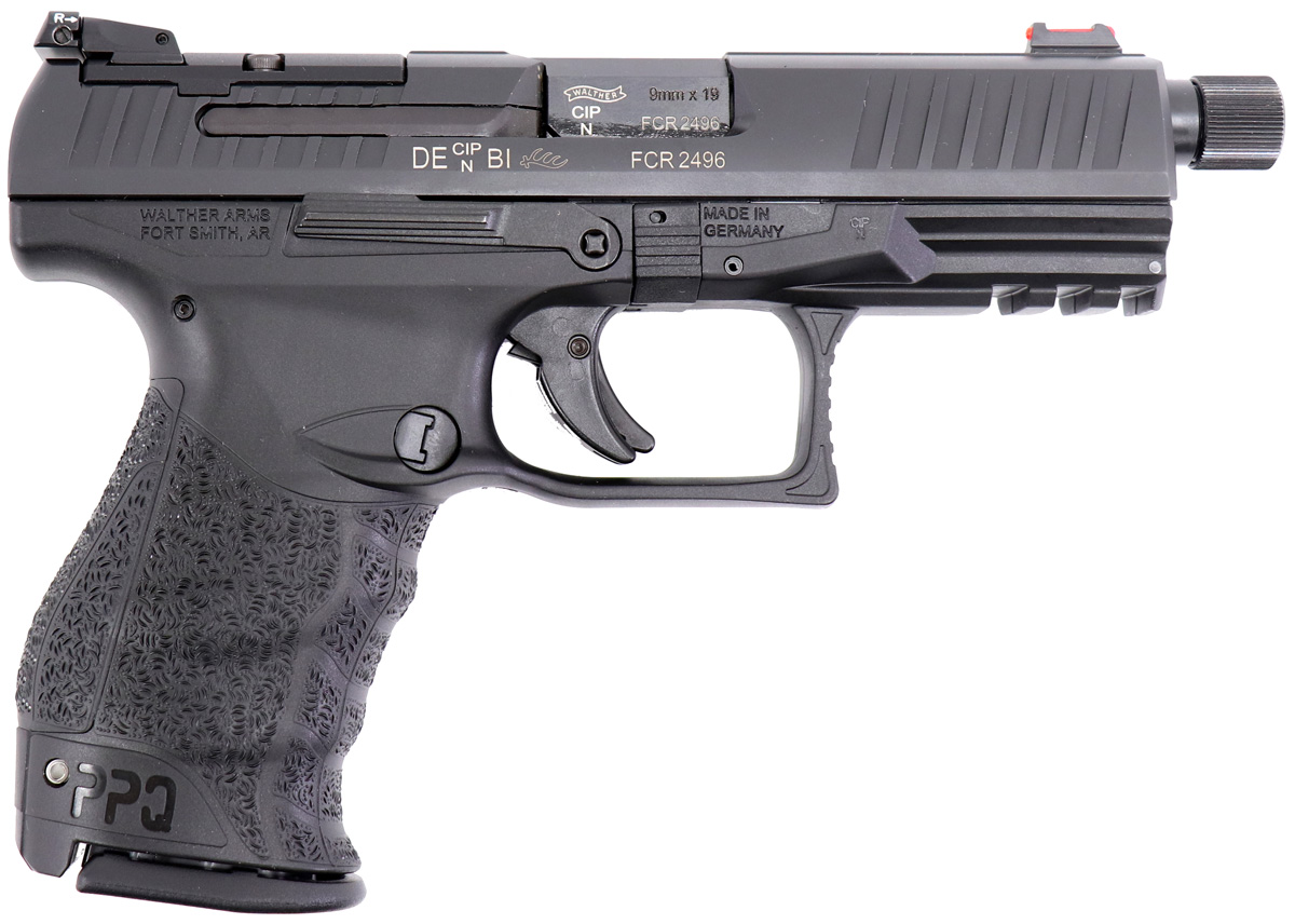 Walther PPQ Q4 Tactical 9mm Pistol