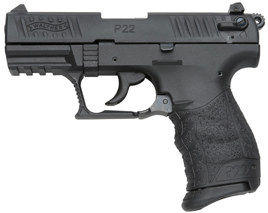 Walther P22 22LR Pistol - CA Compliant
