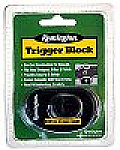 Remington Trigger Block Lock w/Remington Logo