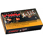 PMC X-Tac 5.56mm 55 Grain, FMJ Boat Tail, 20 Rounds