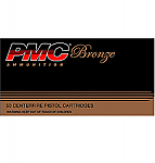 PMC Bronze 357 Magnum 158 Grain Jacketed Soft Point, 50 Rounds